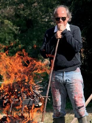Francis Mallmann, Argentina's top chef. Photo: Seven Fires: Grilling the Argentine Way