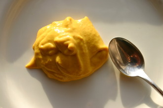 """Ball park mustard gets its bright yellow color from turmeric. The popular """"curry spice"""" contains curcumin, which can heal burns--and may be a cure for everything from cancer to heart disease."""