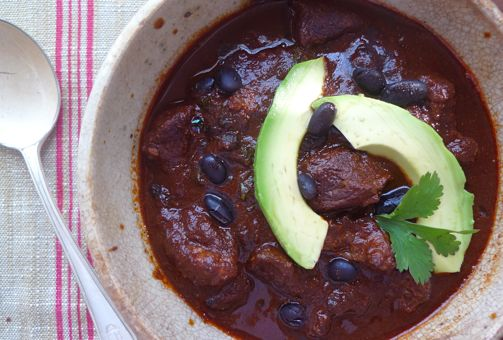Recipe: Thunderheart Bison and Black Bean Chili with Cumin ...